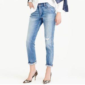 EUC J. Crew boyfriend jeans